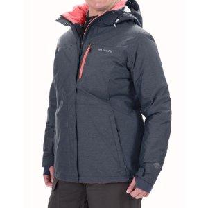 Columbia Sportswear Omni-Heat® Alpine Action Ski Jacket (For Plus Size Women)