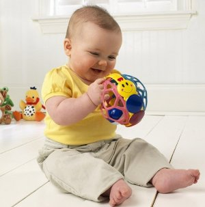 $5.42 Baby Einstein Bendy Ball