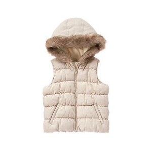 Puffer Vest at Crazy 8