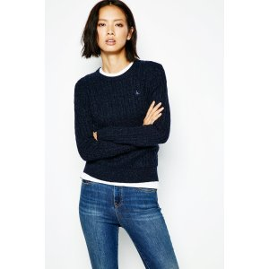 TINSBURY CABLE LUREX JUMPER | JackWills US