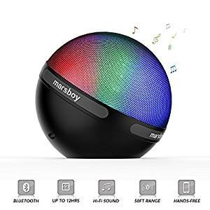 $24 ONLY! Bluetooth Speaker with Color Changing Led Light