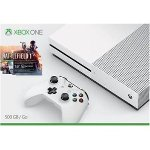 Xbox One S 500 GB Console - Battlefield 1 Bundle