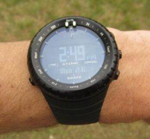 SUUNTO Core Wrist Top Computer Watch SS014279010