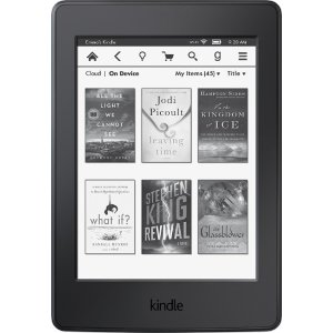 Amazon Kindle Paperwhite 黑色电子阅读器