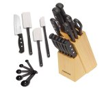 Farberware 22-pc. Knife Block Set