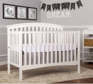 Dream On Me Eden 5-in-1  Convertible Crib