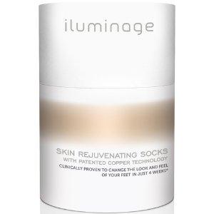 Iluminage Skin Rejuvenating Socks M/L