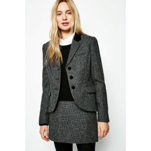 AUSTERBERRY CHECKED BLAZER | JackWills US