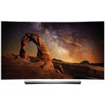 LG Signature 55 Inch Curved 4K Ultra HD Smart TV