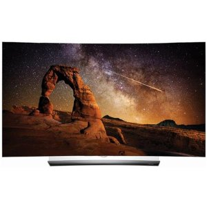 As Low as $1720.53 LG Signature 55 Inch Curved 4K Ultra HD Smart TV