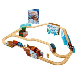 Thomas & Friends™ Wooden Railway Dustin Comes in First Train Set | DGK77 | Fisher Price