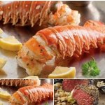 Shellfish Combos + Free shipping on Orders of $59 @ Omaha Steaks
