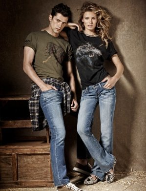 Extra 60% OffSale Items @ Lucky Brand Jeans