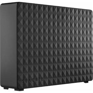 Seagate Expansion 5TB External USB 3.0 Hard Drive Black STEB5000100 - Best Buy