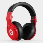 Beats by Dr. Dre Pro Over-Ear Headphones, red or black