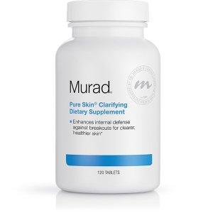 Pure Skin Clarifying Dietary Supplement | Murad Acne Pills