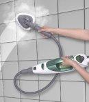 $69 Shark - Steam Pocket 2-in-1 Steam Mop - Green/White