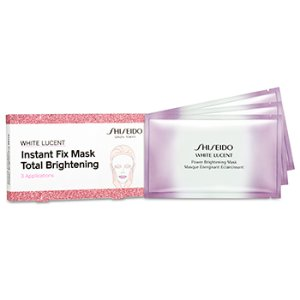 White Lucent Instant Fix Mask Total Brightening | Shiseido.com