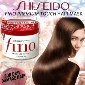 Shiseido Premium Touch Hair Mask (230g)