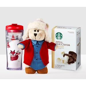 Fox & Hot Cocoa Kid's Pack