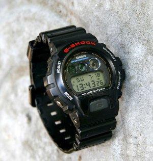 $32.99 Casio Men's G-Shock Watch - Black (DW6900-1V)