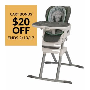 Graco Swivi Seat Highchair - Trinidad