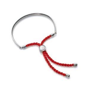 Monica Vinader Sterling Silver Fiji Bracelet at Harrods