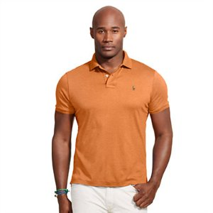 Pima Soft-Touch Polo Shirt - Classic Fit � Polo Shirts - RalphLauren.com