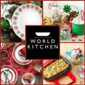 Save Up To 50% Or More + Extra 15% offMega Holiday Sale @ World Kitchen