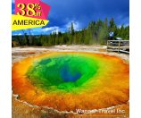 【7Day DE+Yellowstone+GrandCanyon】