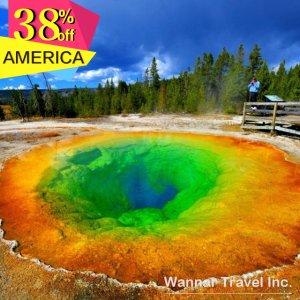 【7Day DE+Yellowstone+GrandCanyon】