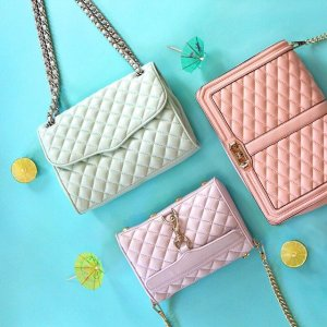 Up to 50% Off Cute Handbags @ Rebecca Minkoff