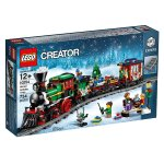 Creator Collection Winter Holiday Train