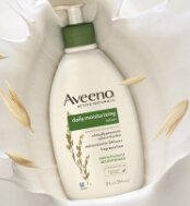$5.59 Aveeno Active Naturals Daily Moisturizing Lotion, 18 Ounce