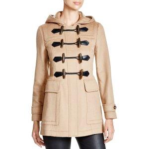 Burberry Blackwell Wool Duffle Coat | Bloomingdale's