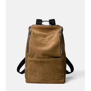Suede Utility Backpack - JackSpade