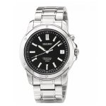 SEIKO Perpetual Calendar Stainless Steel Men's Watch