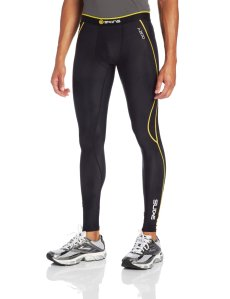 As Low as $36.44 Skins A200 Men's Compression Long Tights