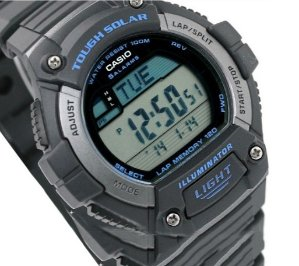 $15.83 Casio Men's W-S220-8AVCF Grey Watch