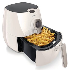 $159.95(reg.$249.00) Philips AirFryer with Rapid Air Technology, Black