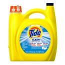 Tide Simply Clean & Fresh Liquid Laundry Detergent, Refreshing Breeze, 138 Oz, 89 Loads