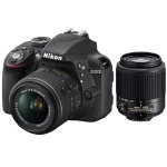 Nikon Refurbished Digital SLR Camera bundles on sale