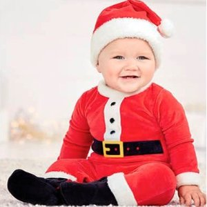 50% Off + Extra 20% Off $40 Baby and Kid's Holiday Sale @ Carter's