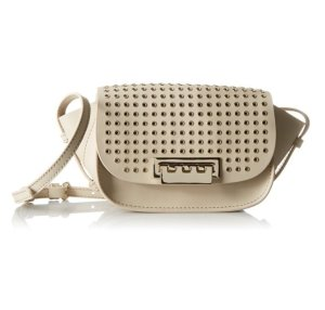 $98.60 ZAC Zac Posen Eartha Iconic Micro Accordian Cross Body