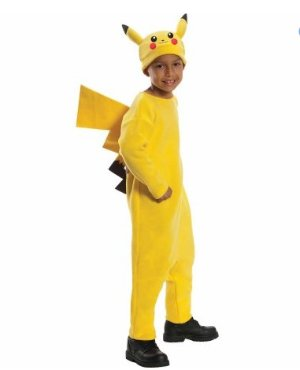 $26.36 & Up Pokemon Pikachu Halloween Costumes @ Walmart
