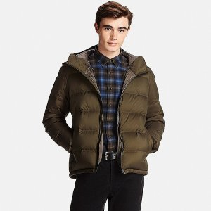 MEN SEAMLESS DOWN PARKA | UNIQLO US
