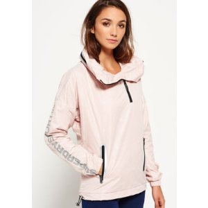 Gym Funnel Shell Hooded Jacket