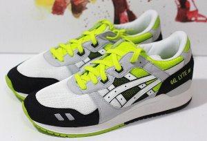 ASICS Tiger Unisex GEL-Lyte III Shoes H307N