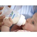飞利浦新安怡 Anti-colic宝宝奶瓶 透明款9盎司 3只装