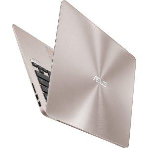 $699.99 ASUS ZenBook UX310UA 13.3-Inch Laptop (6th Generation Intel Core i7, 8GB RAM, 256 GB SSD, Windows 10), Rubedo Gold